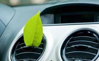Запах сырости в автомобиле