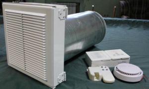 Подогрев воздуха в приточной вентиляции