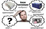 Что такое вентиляция и ее классификация