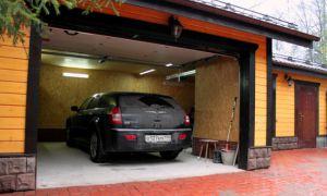 Отопление в гараже сделанное своими руками