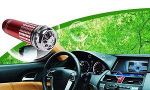 Для чего нужен ионизатор воздуха в автомобиле