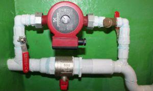 Как правильно ставить байпас на отопление: два варианта установки