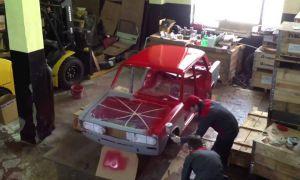 Устройство вентиляции в гараже для покраски