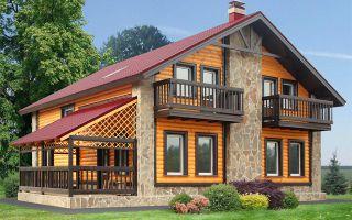 Системы отопления двухэтажных домов с применением насосов
