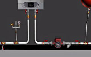 Насколько оправдана однотрубная система отопления в частном доме