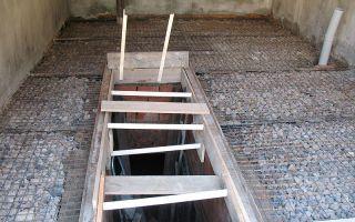 Как надо делать вентиляцию в подвале гаража