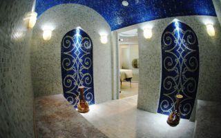 Вентиляция в хамаме: правила устройства
