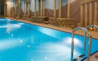 Как подобрать осушитель воздуха для бассейна
