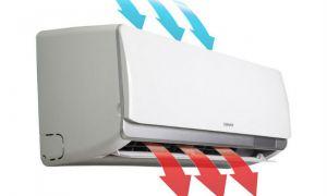 Что делать, если из кондиционера не дует тёплый воздух