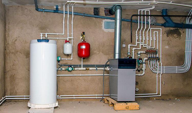Устройство вентиляции в подвальном помещении котельной