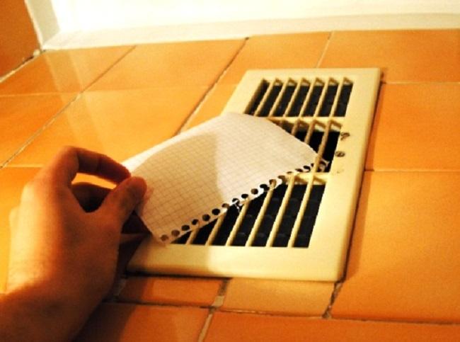 Диагностировать сбой в работе вентиляции можно самостоятельно