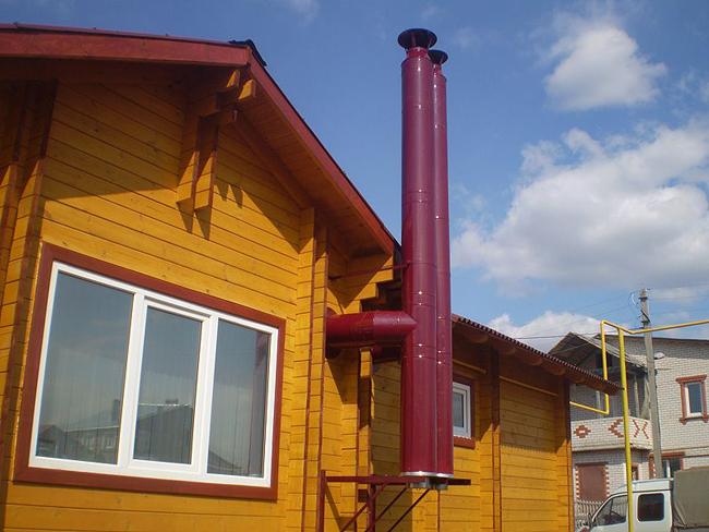 Вентиляция каркасного дома соответствуют нормативам, применимым к одноквартирным частным домам