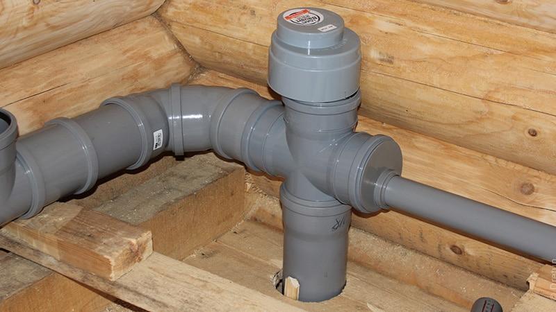 Пластиковая фановая вентиляция - популярное инженерное решение воздухообмена в  системе отвода стоков