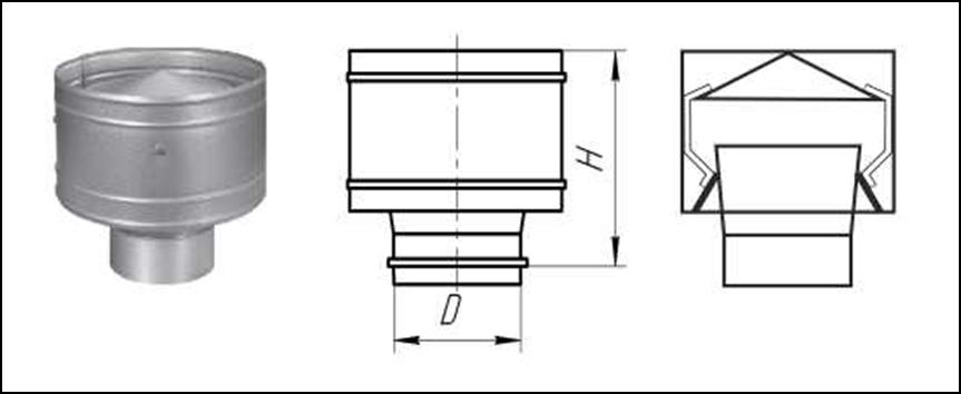 Проектная схема конструкции