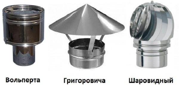 Независимо от конструкционного решения дефлектор предназначен для усиления тяги