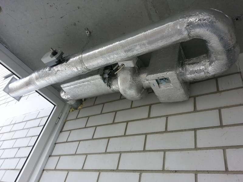 Механическая вентиляция лоджии