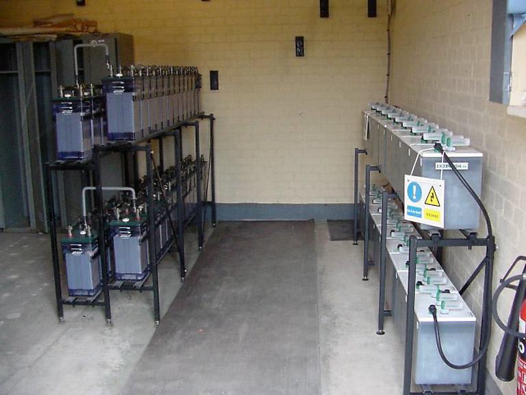 Помещение аккумуляторной без вентиляции не может быть сдано в эксплуатацию
