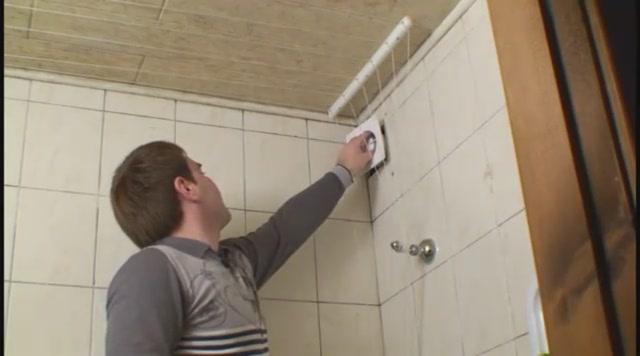 Вентилятор должен быть прост в монтаже и обслуживании