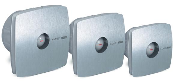 Можно выбрать модель вентилятора с таймером