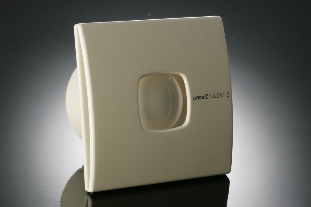Вентиляторы бывают оснащены датчиком влажности