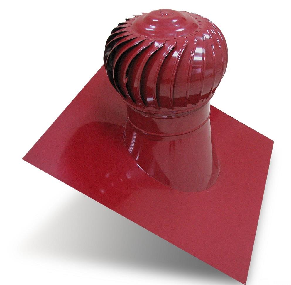 Дефлектор с полимерным защитным покрытием