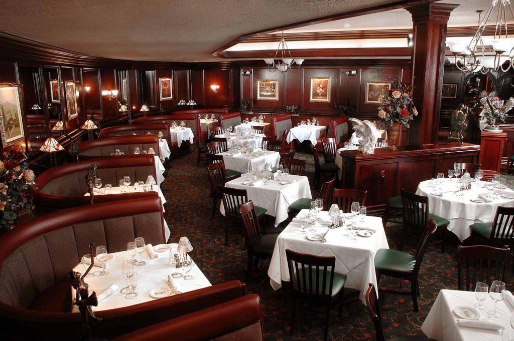 Вентиляцию в ресторане не должны ощущать посетители