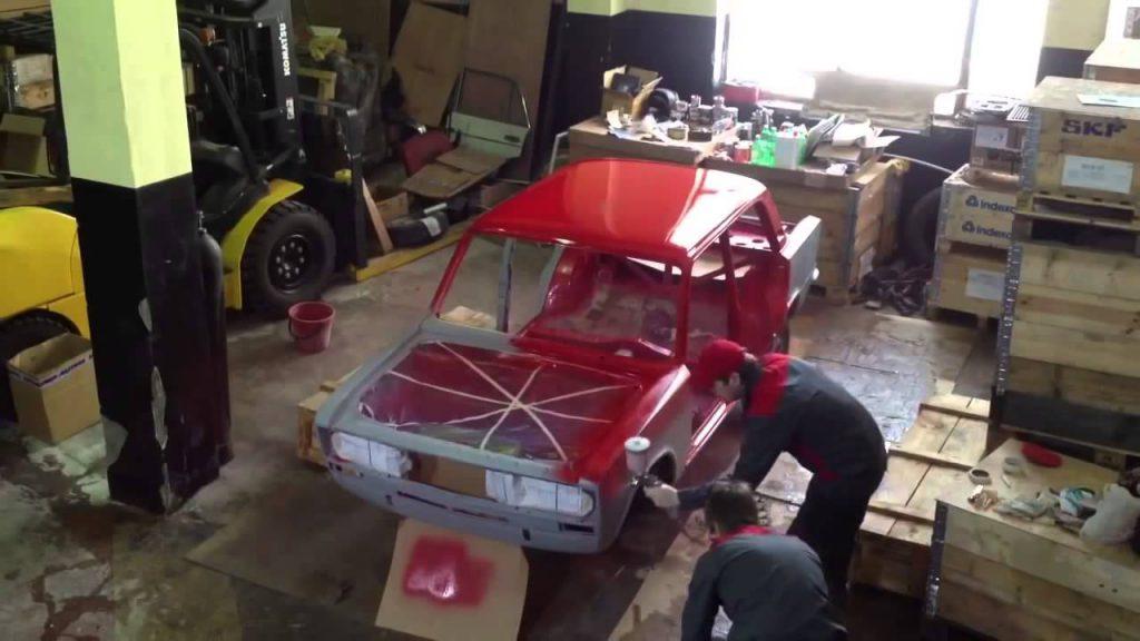 Качественная покраска авто возможно только при правильной вентиляции