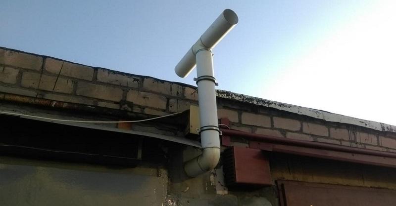 Вентиляция любой конструкции периодически должна прочищаться
