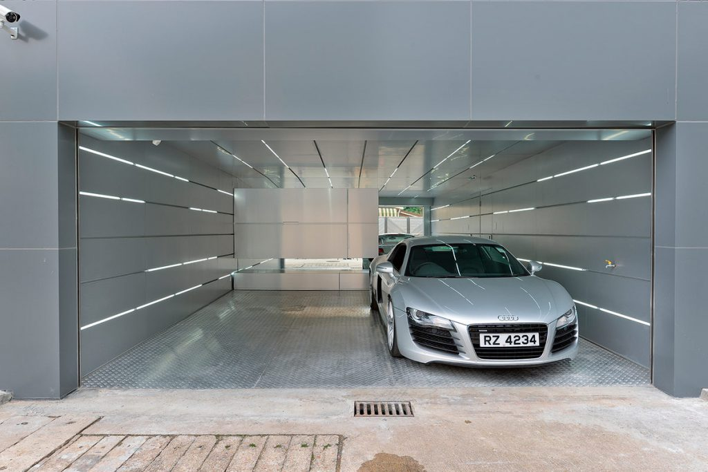 Металлический гараж должен обязательно вентилироваться