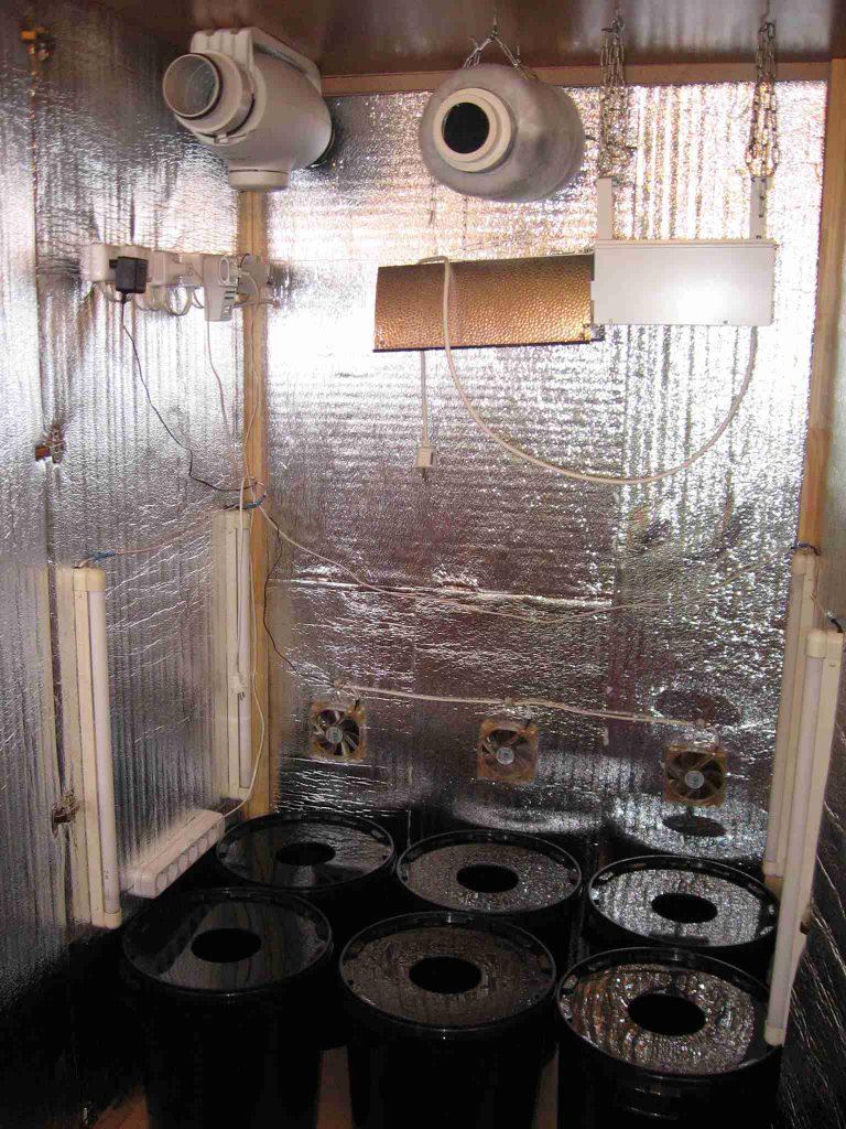 На основе канальных вентиляторов