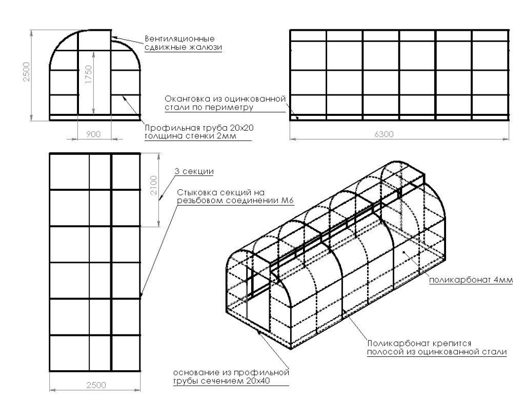 Расположение вентканалав определяется еще на этапе проектирования