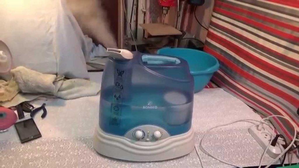 Увлажнитель любой конструкции нуждается в очистке