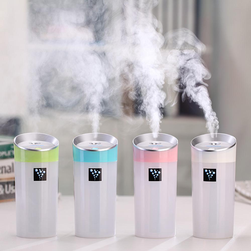 Как вариант можно использовать такие миниувлажнители с ароматизацией