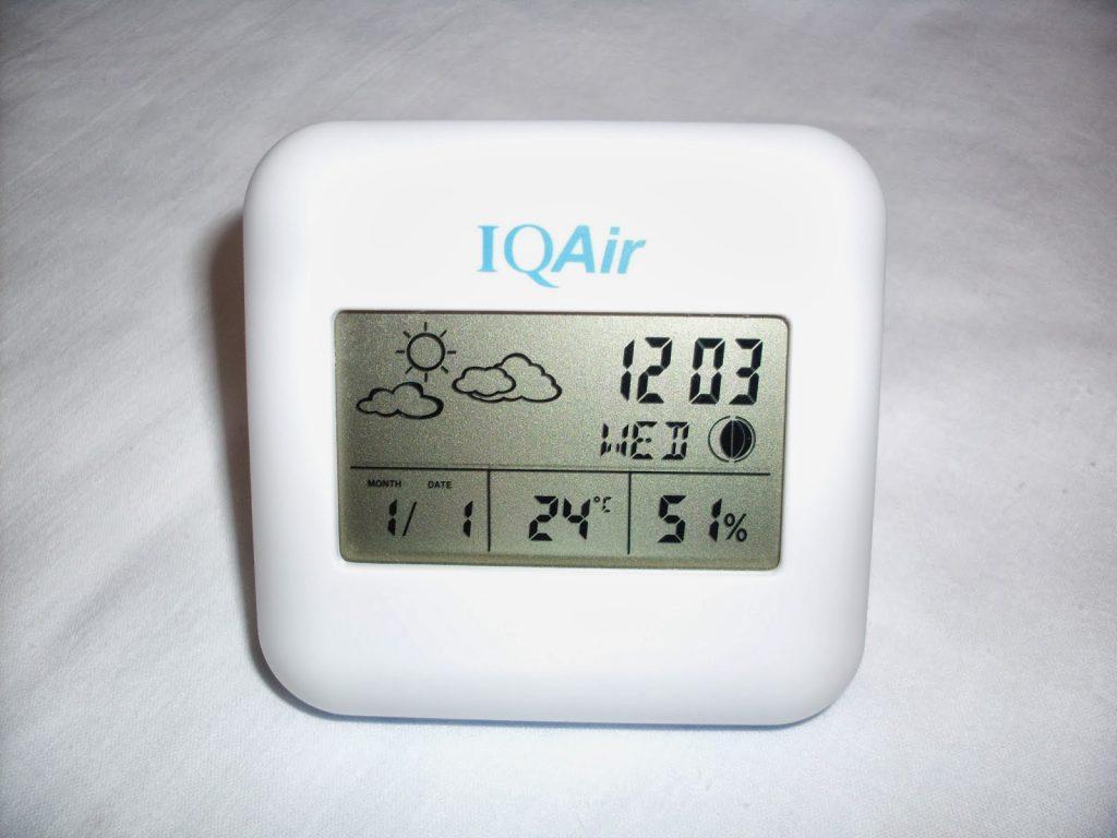 В жилище обязательно нужно измерять влажность
