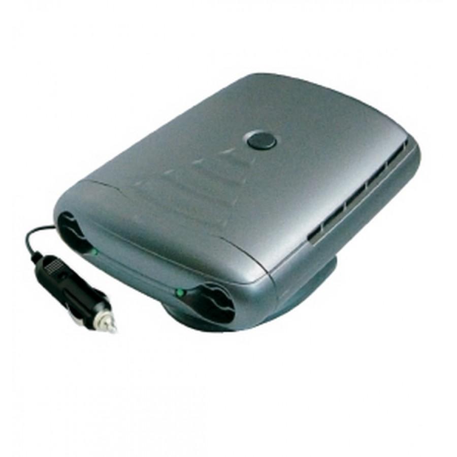 Ионизатор может быть закреплен на приборной панели