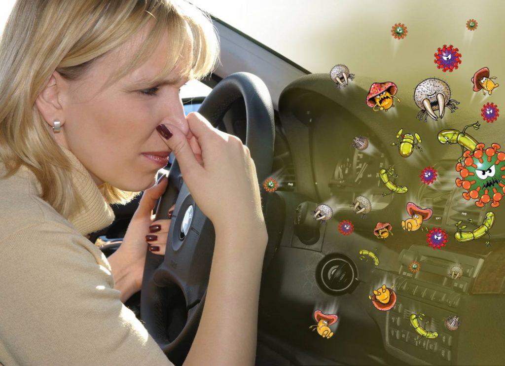 За микроклиматом в автомашине нужно следить