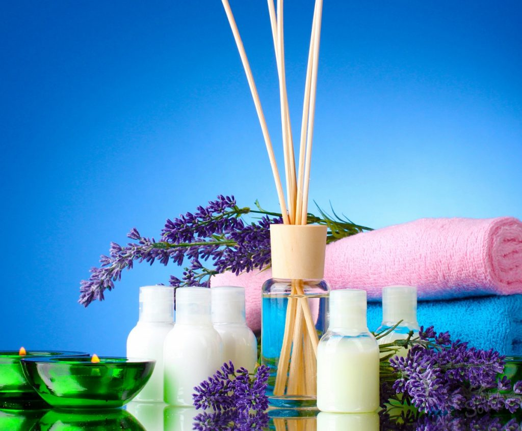 Аромаплочки можно пропитать любимым ароматом