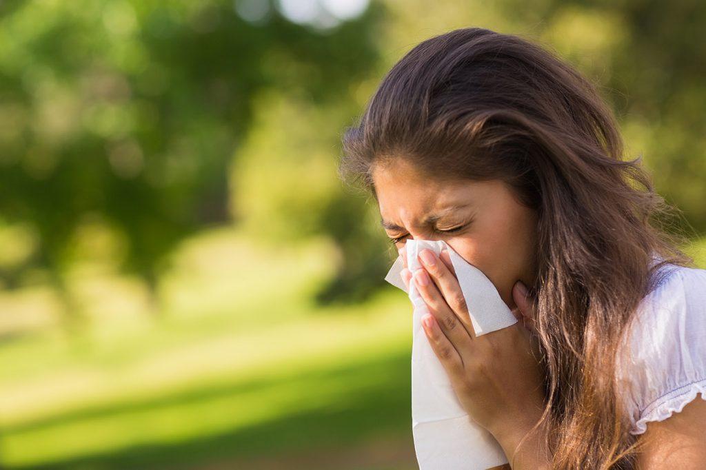Для аллергиков очиститель - спасение, как бы громко это не звучало