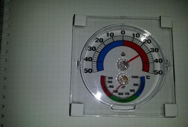 За влажностью в доме необходимо следить