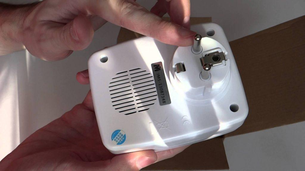 Бытовые ионизаторы в розетку, рассчитаны на небольшие помещения