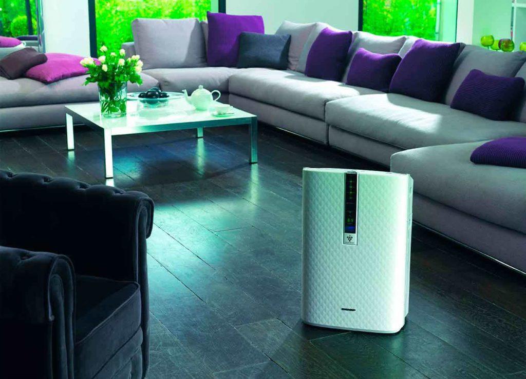 Очиститель воздуха - это такой же элементарный прибор, как микроволновка или кондиционер
