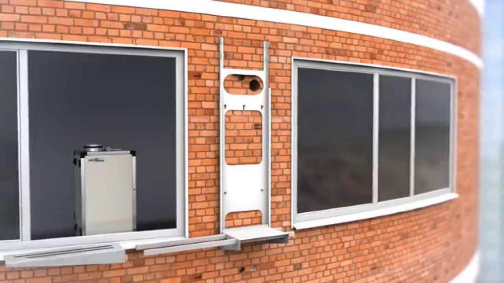 Вентиляция - крайне важная коммуникация в век доминирования герметичных пластиковых окон