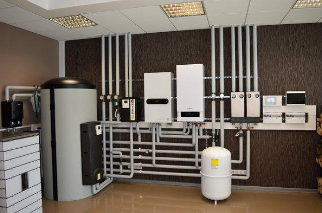 Газовый котел для частного дома