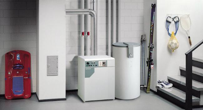 Элементы двухтрубного отопления