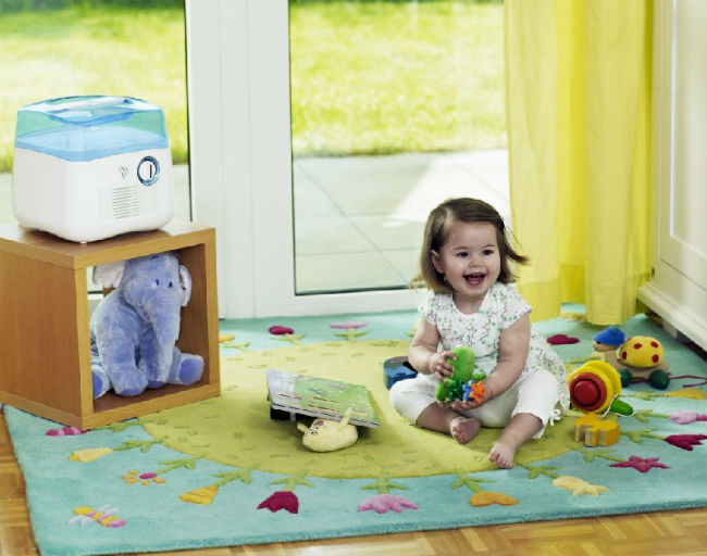 Оптимальная влажность воздуха в квартире для новорожденного