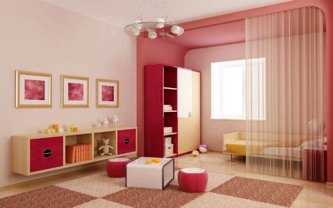 Комната с оптимальным микроклиматом