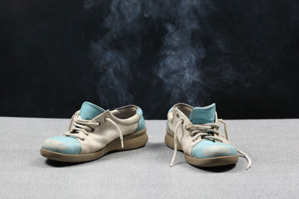 Сырость в обуви