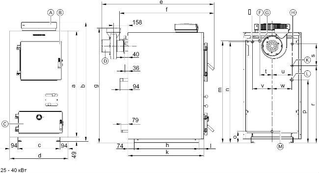Этап 1: схема и чертеж