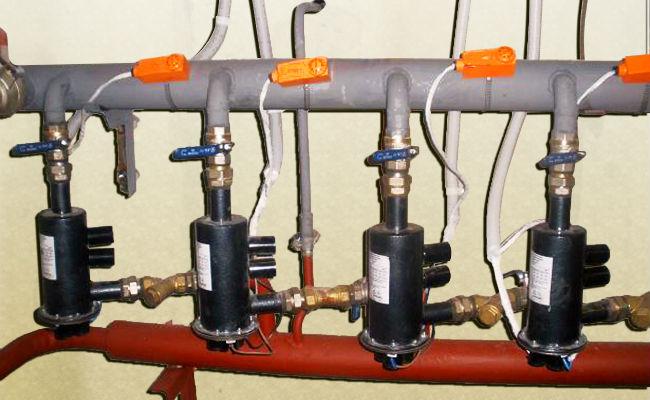 Элетродный котел в системе отопления