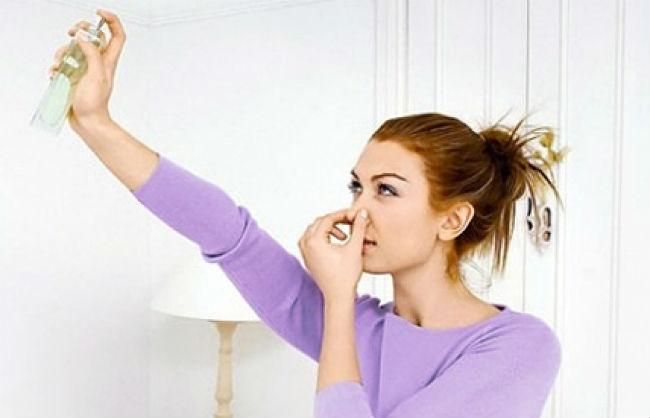 Неприятный запах сырости в квартире